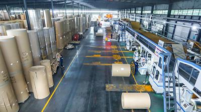 仁源包装-生产设备