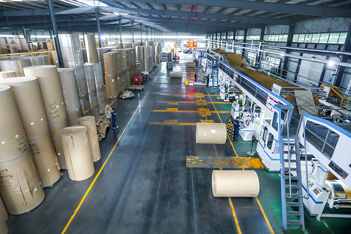 仁源包装:生产设备